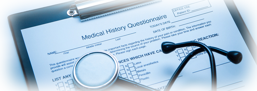 Physical Therapy Patient Forms